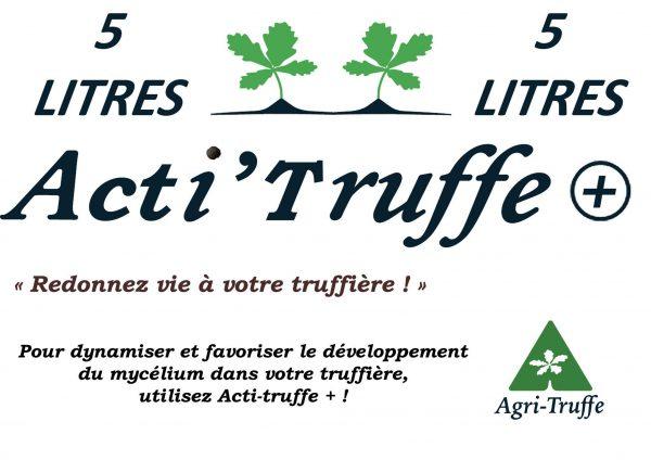 actitruffe + internet 5 litres
