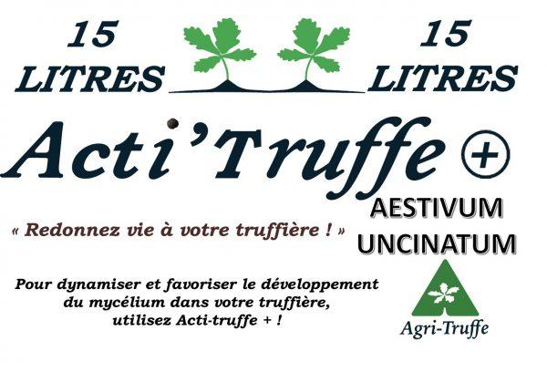 actitruffe + internet 15 litres UNCI