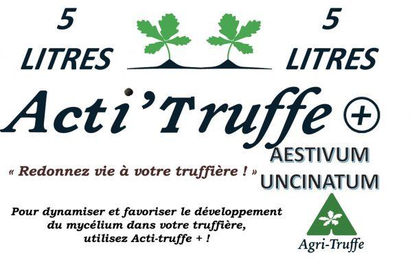 actitruffe + internet 5 litres UNCI